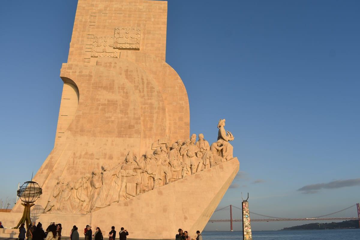 Monumento aos Descobrimentos   Foto: Anna
