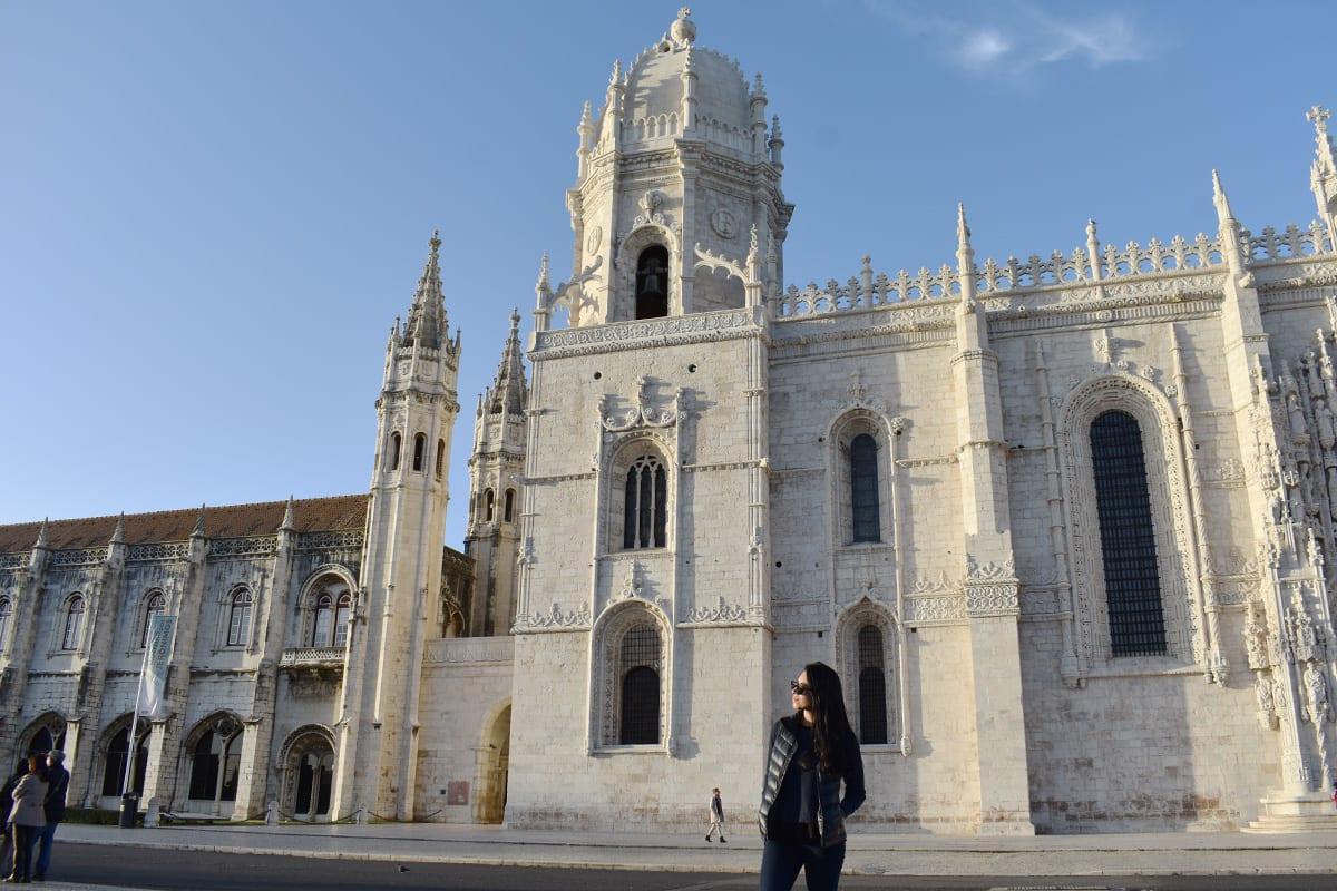 Mosteiro dos Jerónimos   Foto: Anna
