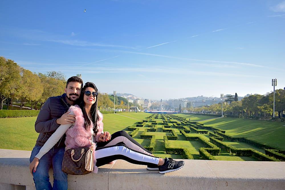 Parque Eduardo VII   Foto: Anna