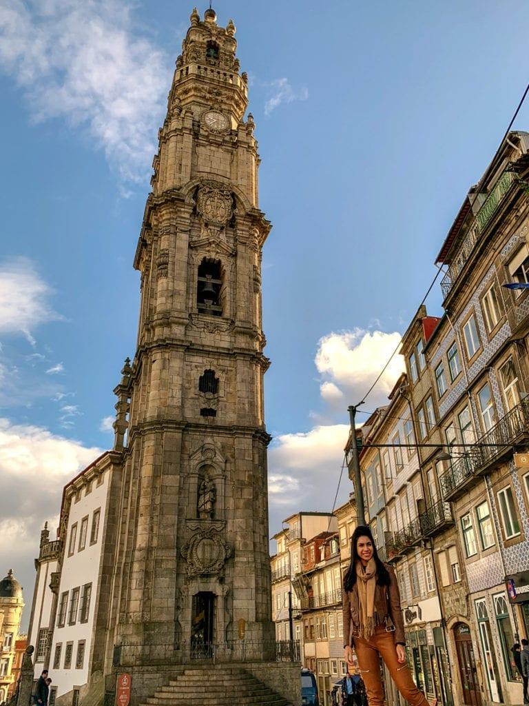 Torre dos Clérigos | Foto: Anna