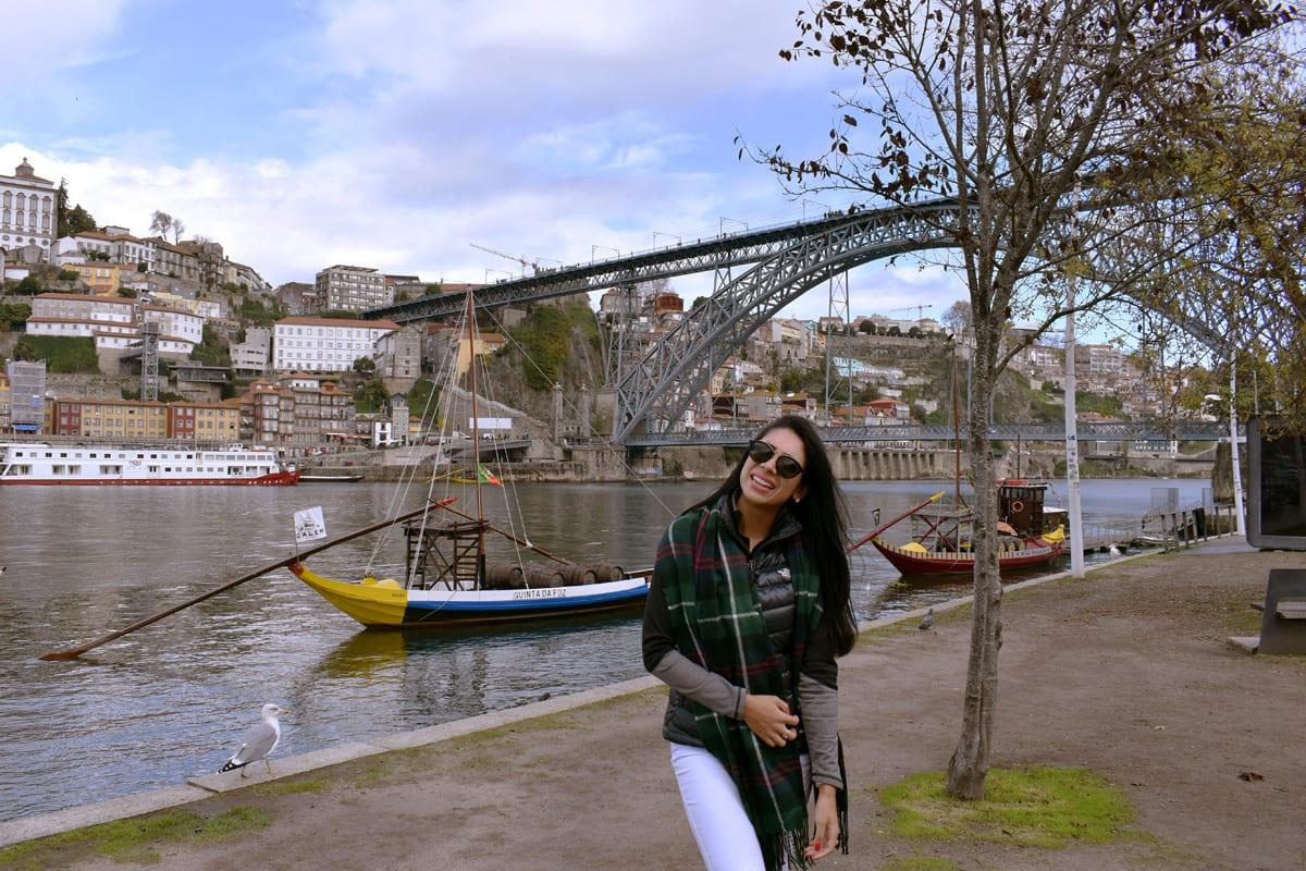 Ponte Dom Luís | Foto: Anna
