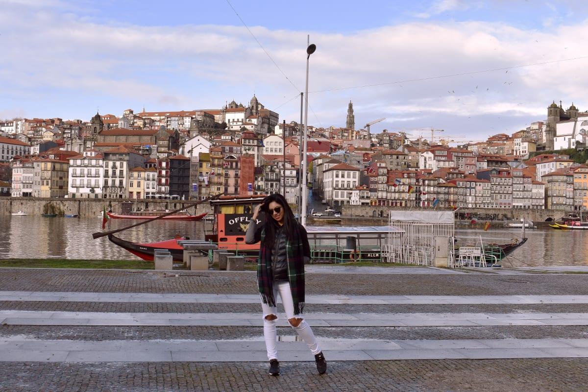 O Porto visto de Gaia | Foto: Anna