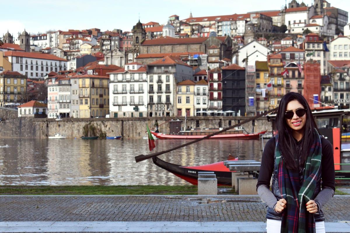 Andar a pé é a melhor forma de conhecer o Porto | Foto: Anna