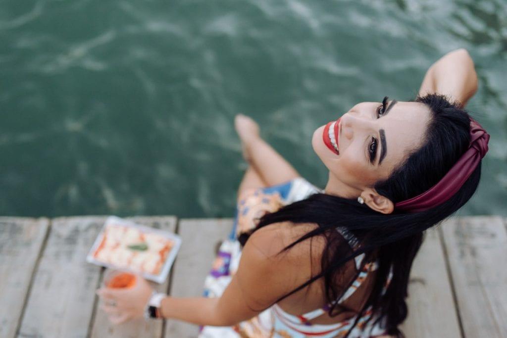 deck em Veneza