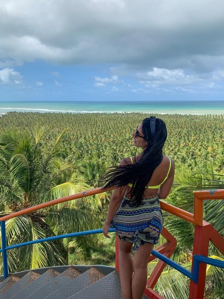 Mirante do Gunga - Praia do Gunga