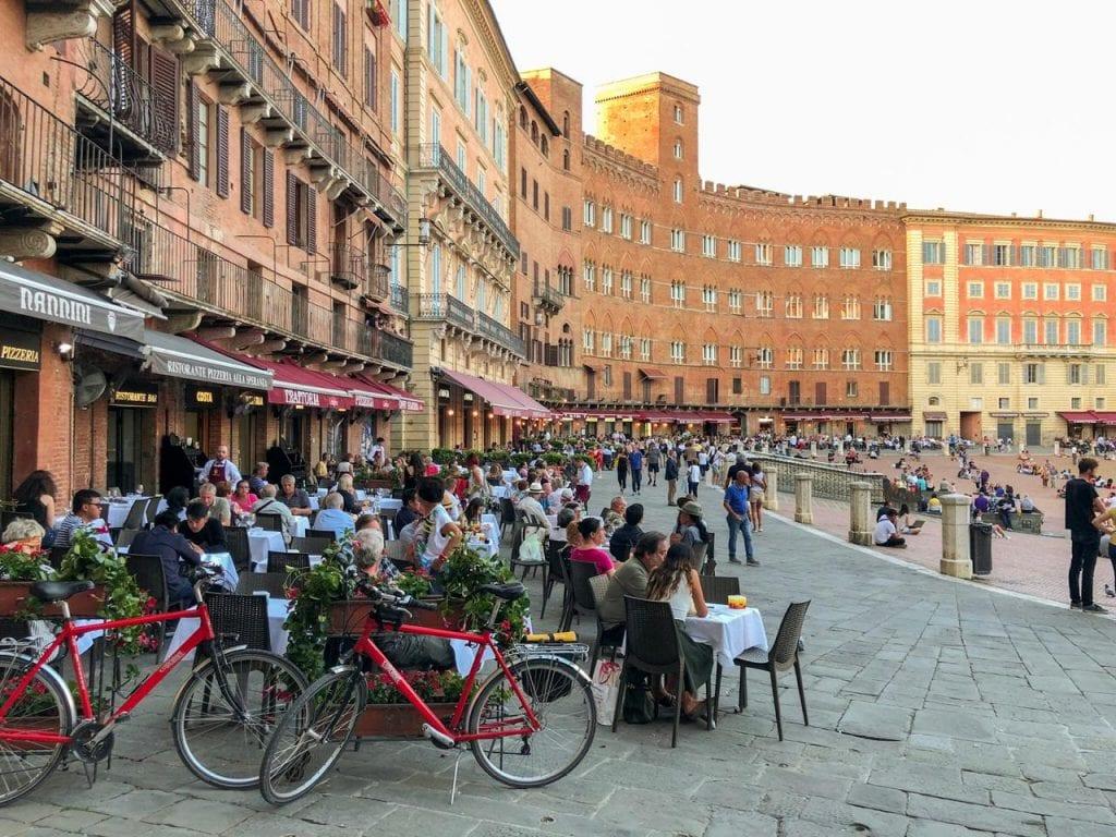 Siena - o que fazer em Siena, região da Toscana