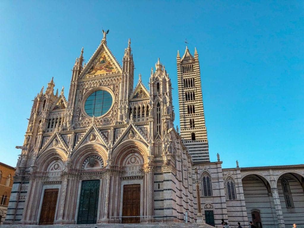 Catedral ou Duomo de Siena