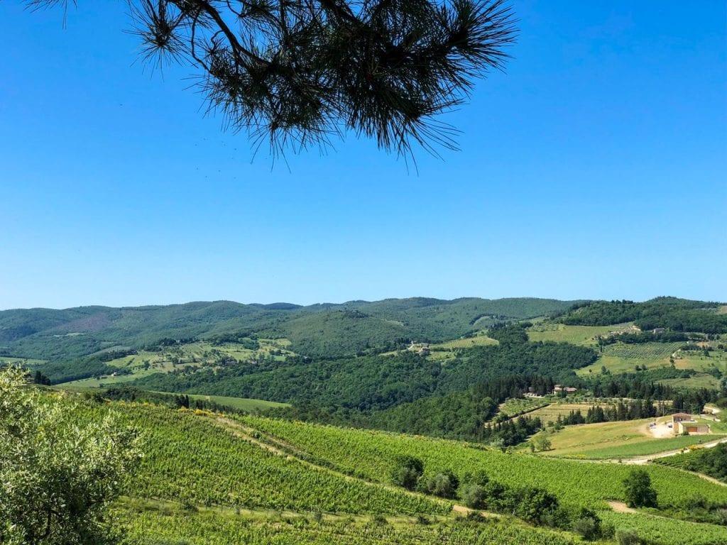 Toscana - uma das mais belas regiões da Itália
