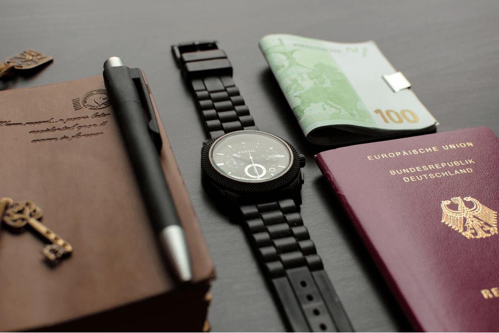 Documentos e objetos de valor devem ser levados na mala de mão