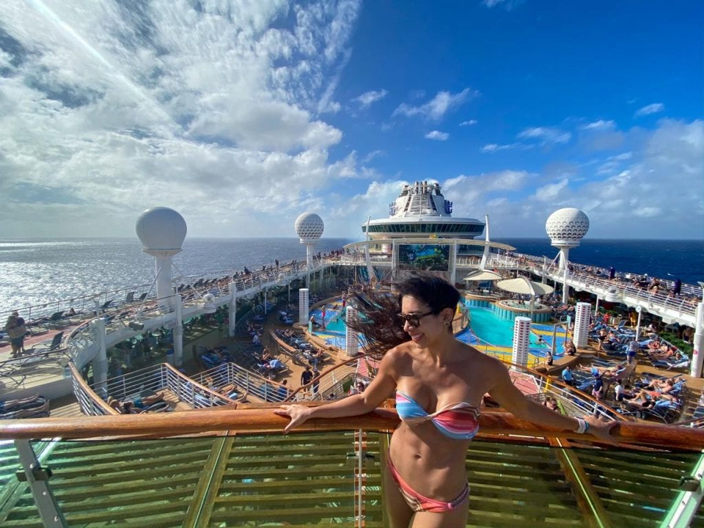 Cruzeiro-Royal-Caribbean- Independence Of The Seas