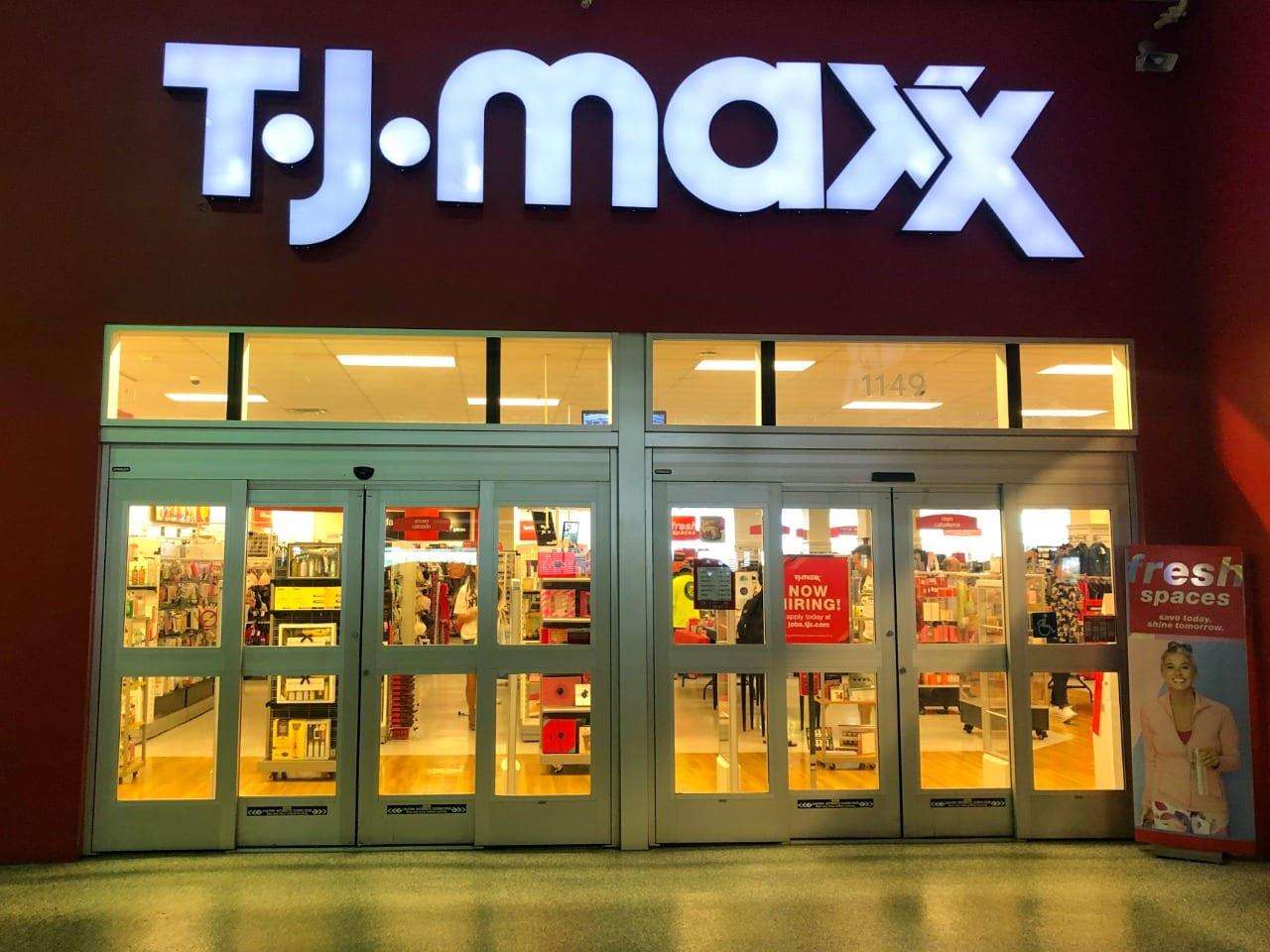 TJ-Maxx: loja de departamento em Miami