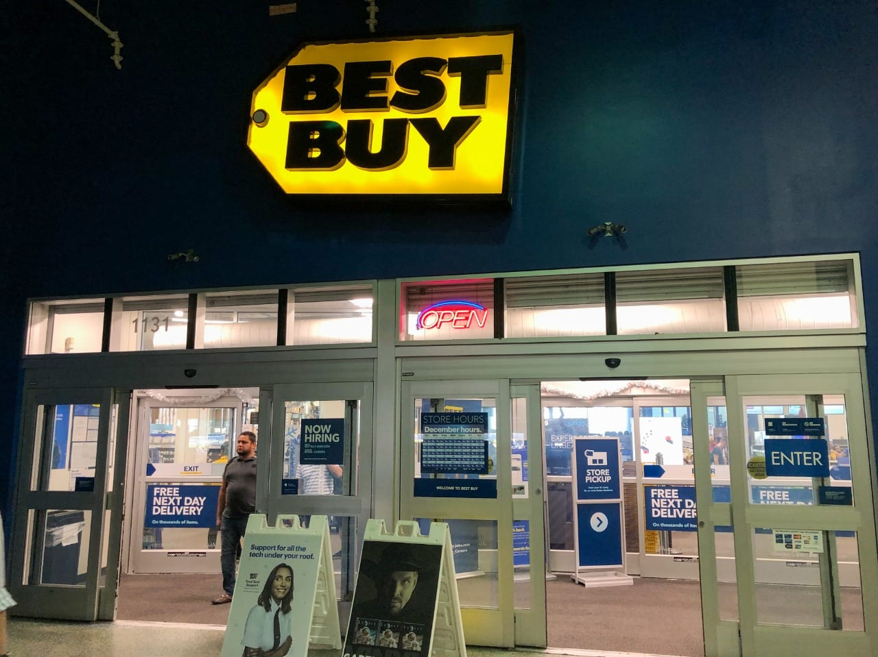 Best Buy Miami