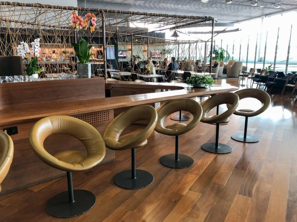 sala vip star alliance - bar central