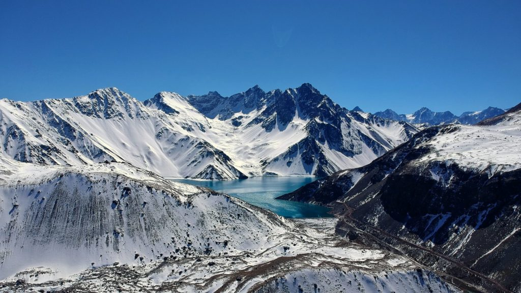 Embalse del Yeso - chile
