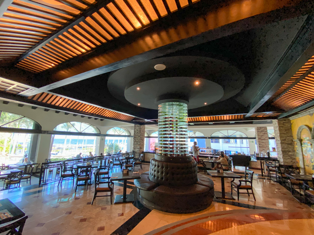 restaurante ciao Hard Rock Hotel Riviera Maya