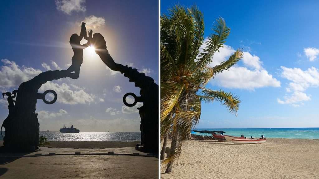 Playa del Carmen e Cozumel