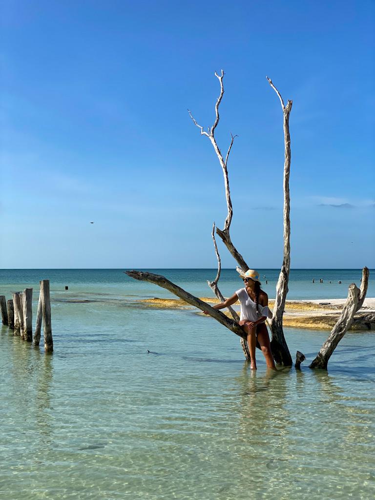 a caminho de Punta Cocos